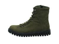 Lazamani Damen 68.033 grüner Glattleder Boot