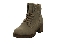 Tom Tailor Damen 7991603 Graue Synthetik/Textil Boots