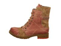 Maciejka Damen 03961-15/004 Roséfarbene Glattleder Boots