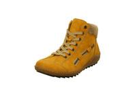 Rieker Damen L7543-69 Gelbe Synthetik Winterboots