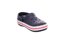 Crocs Damen Crocband 11016 Blaue Synthetik Clogs