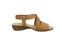 Gabor Damen 44-550-24 Braune Glattleder Sandalette