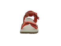 Keen Damen Terradora 2 Open Toe Rote Synthetik/Textil Outdoor-Sandale