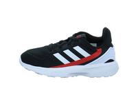 Adidas Kinder Nebula Zed Kids Schwarzer Synthetik/Textil Sneaker