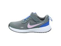 Nike Kinder Revolution 5 (PSC) Grauer Synthetik/Textil Sneaker