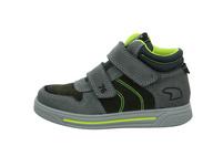 Primigi Kinder 2380622 Grauer Leder/textil Boot