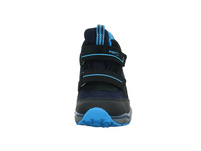 Superfit Kinder Sport 5 Blauer Velourleder Boot