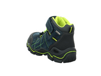 Primigi Kinder Path GTX Blauer Velourleder Kinderboot
