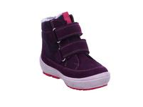 Superfit Kinder Groovy Pinke Textil Winterboots