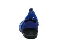 Nike Kinder Sunray Protect 2 (TD) Blaue Synthetik Sandale