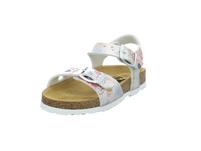 Longo Kinder 1072116 Multicolorfarbene Synthetik Sandale