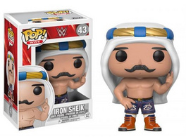 WWE - POP!-Vinyl Figur Iron Sheik (Old School)