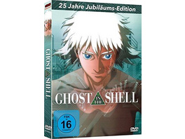 Ghost in the Shell - 25 Jahre Jubiläums-Edition (DVD)