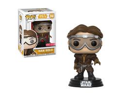 Star Wars - POP! Vinyl-Figur Han Solo