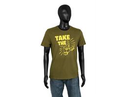 Fortnite - T-Shirt Take the L (Größe M)