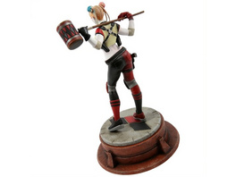 DC Comics - Statue Jim Lee Harley Quinn