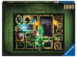 Ravensburger 15025 - Disney Villainous: Maleficent aus Dornröschen, Puzzle,