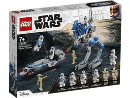 LEGO® Star Wars™ 75280 Clone Troopers™ der 501. Legion