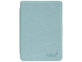 tolino shine 3 - Slimtasche - blau/gelb