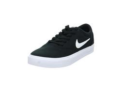Nike Herren SN Check Solar Schwarzer Textil Sneaker