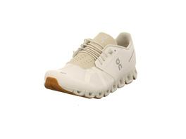 On Herren Cloud Weißer Textil Sneaker