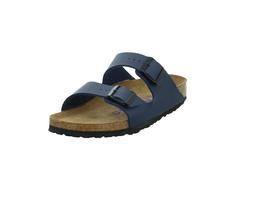 Birkenstock Herren Arizona 051063 Blaue Birkoflor Pantoletten