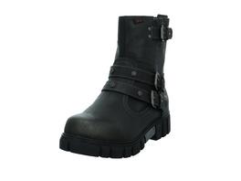 Mustang Damen 1291602-259 Grauer Synthetik Boot