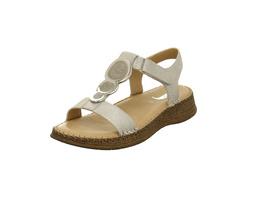 Jenny Damen Casablanca Mehrfarbige Textil Sandale