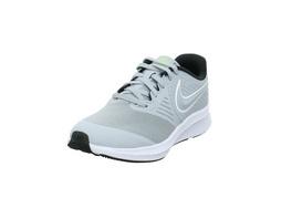 Nike Kinder Star Runner 2 Grauer Synthetik Sneaker