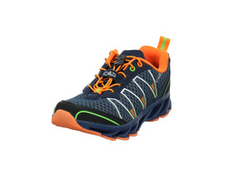 CMP Kinder Kids Altak Trail Shoe 2.0 Blauer Synthetik/Textil Sneaker
