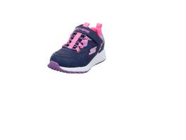 Skechers Kinder Tread Lite Blauer Synthetik/Textil Sneaker