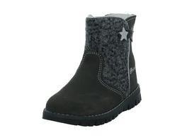 Primigi Kinder 2376833 Grauer Leder/Textil Stiefel