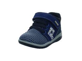 Primigi Kinder 8535000 Blauer Leder/Synthetik Lauflernschuh