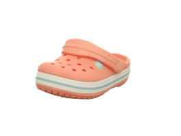 Crocs Kinder Crocband Kid 204537-7H5 Rosa Synthetik Clogs