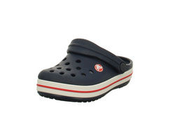 Crocs Crocband Kinder Pantoletten aus Synthetik in blau