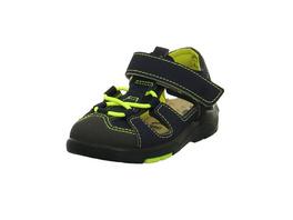 Ricosta Kinder Gery Blaue Textil Sandale